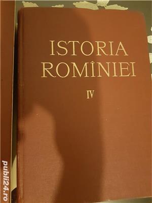 Istoria Romaniei 4 volume - imagine 4