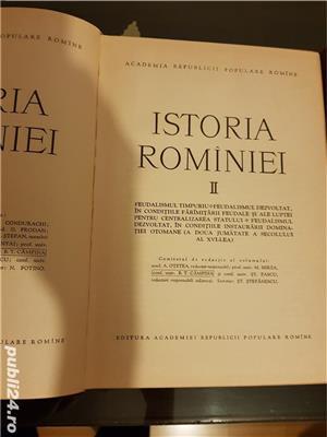 Istoria Romaniei 4 volume - imagine 7