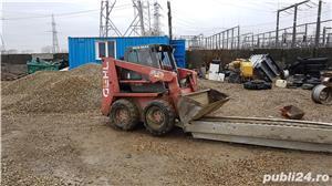 Inchiriez buldoexcavator bobcat miniexcavator - imagine 8