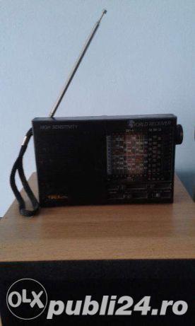 Vand,radio portabil, world receiver high sensitivity multi- band FIRST - imagine 1