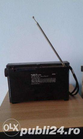 Vand,radio portabil, world receiver high sensitivity multi- band FIRST - imagine 4