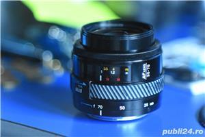 Minolta Maxxum AF 35-70 F4 Sony Alpha Beercan /STARE EXCELENTA Foto reale, PROBAT  - imagine 2