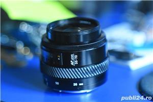 Minolta Maxxum AF 35-70 F4 Sony Alpha Beercan /STARE EXCELENTA Foto reale, PROBAT  - imagine 5