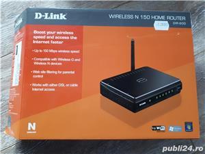 Router Dlink DIR 600 - imagine 3
