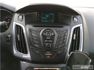 Ford Focus   Break   1.6D   Xenon   Jante aliaj   Carlig remorcare   Scaune incalzite   Clima   2014 - imagine 10