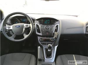 Ford Focus   Break   1.6D   Xenon   Jante aliaj   Carlig remorcare   Scaune incalzite   Clima   2014 - imagine 8