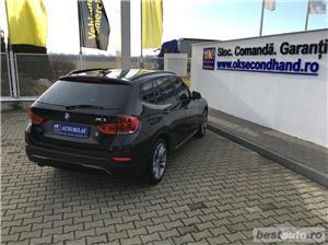 BMW X1 | xDrive | 2.0D | Sport Line | Automat | Navi | Senzori Parcare | Xenon | Clima | 2012 - imagine 4