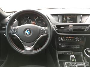BMW X1 | xDrive | 2.0D | Sport Line | Automat | Navi | Senzori Parcare | Xenon | Clima | 2012 - imagine 8