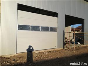 panouri sandwich,hale la cheie,usi sectionale de garaj si industriale - imagine 4