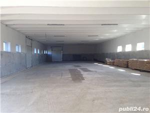Hala industriala 740m utili constructie si 2500m teren Radauti (SV) - imagine 2