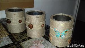 Cutii depozitare si accesorii handmade - imagine 1