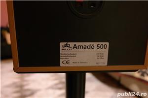 Vand boxe Pilot Amade 500 audiofile, - imagine 4