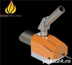 Vand  arzatoare peleti Eco-Palnik  UniLine 15-42kw - imagine 1