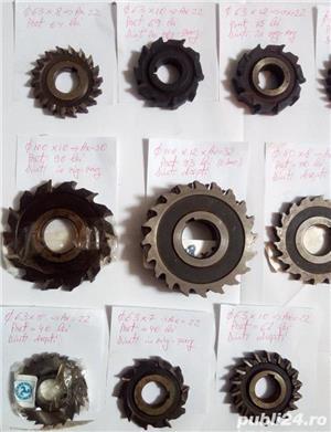 Freze disc noi pentru metal Ø 63 - Ø 100, grosimi 5 - 22 mm. - imagine 2