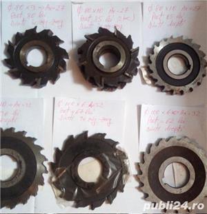 Freze disc noi pentru metal Ø 63 - Ø 100, grosimi 5 - 22 mm. - imagine 1
