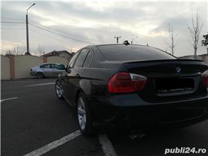 BMW 325d E 90 Automat KeylessEntry KeylessGo  M-Pachet 260 CP - imagine 6