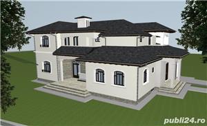 Proiecte case, cladiri de birouri, spatii comerciale si industriale - de la 2,5 euro/mp - imagine 4