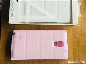 Husa originala Samsung Note 4 - imagine 3
