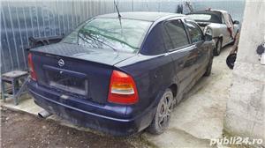 Bara spate opel astra g sedan - imagine 1