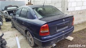 Bara spate opel astra g sedan - imagine 2
