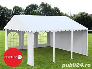 Cort Professional Plus 4x6 PVC 550 gr, 2 m, IGNIFUG - imagine 4