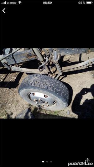 Vand arc fata pentru camion Mercedes 817 - imagine 1