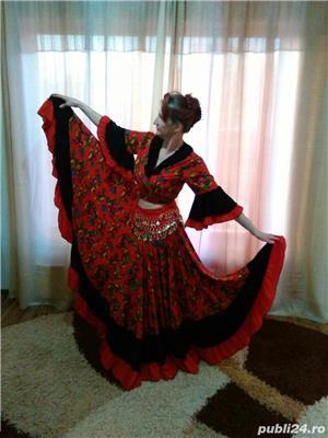 Costume de dama tiganesti pentru spectacole - imagine 1