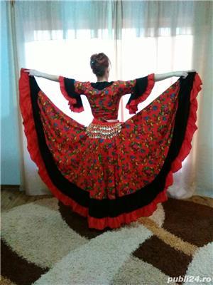 Costume de dama tiganesti pentru spectacole - imagine 2