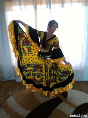 Costume de dama tiganesti pentru spectacole - imagine 3
