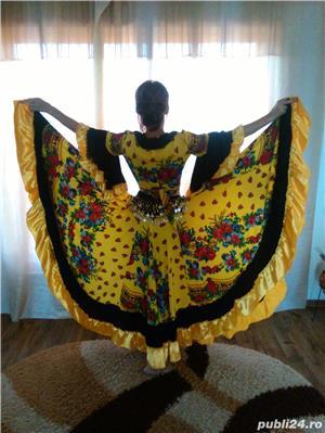 Costume de dama tiganesti pentru spectacole - imagine 4