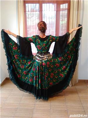 Costume de dama tiganesti pentru spectacole - imagine 6