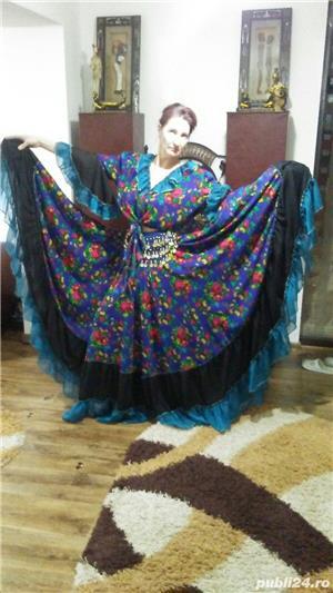 Costume de dama tiganesti pentru spectacole - imagine 7