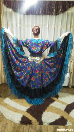 Costume de dama tiganesti pentru spectacole - imagine 8