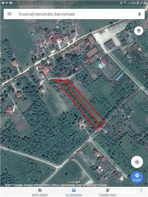 Vand parcele teren intravilan zona Izvorului  - imagine 1