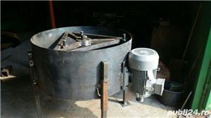 Malaxor beton DX 400  - imagine 3