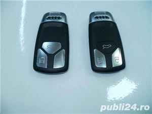 Chei audi originale noi neprogramate.cheie audi noi .smart key audi. - imagine 2