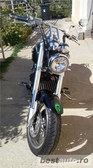 Kawasaki vn 1500 mean streak - imagine 1