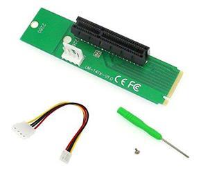 Adaptor /riser-M.2-mining-btc,eth - imagine 2