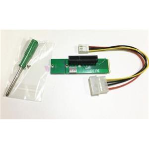 Adaptor /riser-M.2-mining-btc,eth - imagine 1