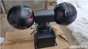 Joc de lumini TWO BALLS MH-257 600w - imagine 1