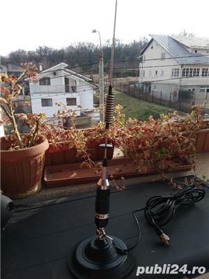 Antene CB :President ML 145 Black, Virginia, Megawat.. - imagine 3