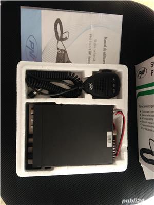 Statii cb HP 8000L si Midland Zero Plus-4W - imagine 2