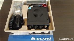 Statii cb HP 8000L si Midland Zero Plus-4W - imagine 4