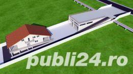 Spatiu comercial 220 mp + vila 330 mp + teren 1700 mp - imagine 5