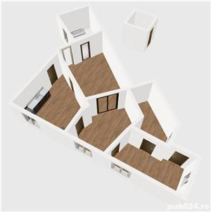 Apartament semidecomandat 3 camere zona Unirii, Marasesti, Parter - imagine 4