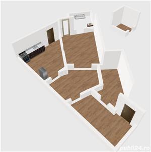 Apartament semidecomandat 3 camere zona Unirii, Marasesti, Parter - imagine 5
