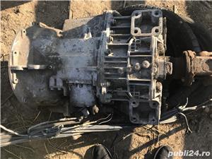 Vand cutie de viteze in 6 trepte pentru camion Mercedes 817 - imagine 4