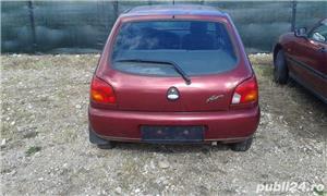 Dezmembrez Ford Fiesta 1.3 benzina 1999 - imagine 3