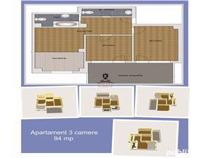 Vanzare apartamente 1,2,3 camere BLOC NOU Mihai Bravu, Ploiesti - imagine 9