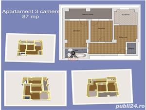 Vanzare apartamente 1,2,3 camere BLOC NOU Mihai Bravu, Ploiesti - imagine 8